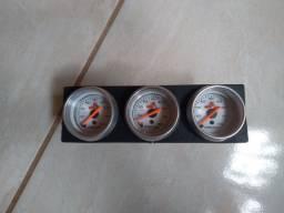Relógio manômetro suspensão ar