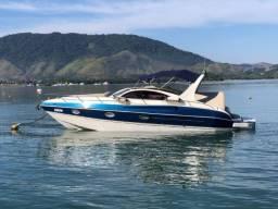 Título do anúncio: Aluguel de Lancha / Barco em Angra dos Reis - 31 pés Diesel - 10 Pessoas c/ SUP e Tapete