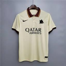 Camisa Roma 20-21 [PREMIUM]