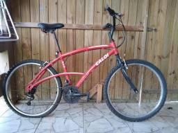 Bike 21v e de alumínio