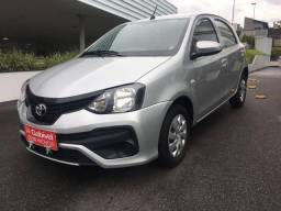 TOYOTA ETIOS 2019/2020 1.3 X 16V FLEX 4P MANUAL