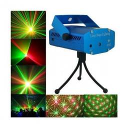 Projetor Laser sem uso