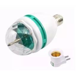 Título do anúncio: Lâmpada de LED giratória