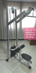 Pulley com remada