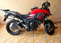 Moto Honda CB 500x ano 2019/2020