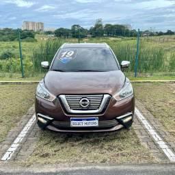 Nissan Kicks 1.6 SL Automático - 2019
