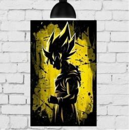 Título do anúncio: Quadro Decorativo MDF Dragon Ball Z - São Carlos