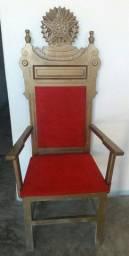 Cadeira de formatura ótimo estado