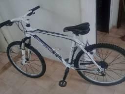 Bicicleta top aro 26 desapego