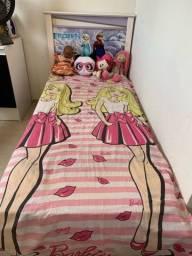 Vendo cama infantil da Frozen