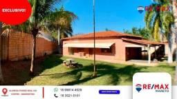 Título do anúncio: Casa com 3 quartos à venda por R$ 520.000 no bairro Santa Mônica em Adamantina.