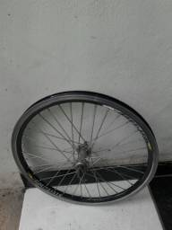 Roda de bike aro 20 aero preta ou branca