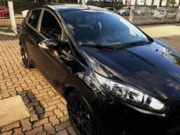 New Fiesta 1.6 16v SEL Style Black - Aro 17 TSW Nurburgring