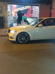 Título do anúncio: Mercedes c 180 211cv 2012