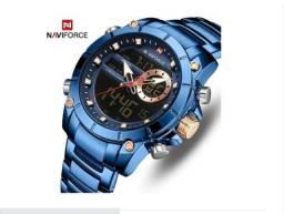 Relógio Naviforce Azul 9163