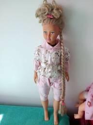 Título do anúncio: Boneca Rapunzel