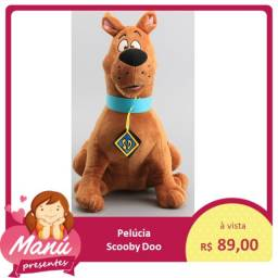 Scooby Doo - Pelúcia 35 cm