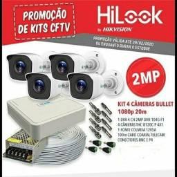 Título do anúncio: Kit câmera segurança