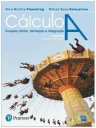 Título do anúncio: Livro: Cálculo A - Funções, Limite, Derivação e Integração, Diva Flemming