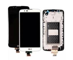 Tela Frontal Touch + Lcd LG K10 2016/ K11+/ K12/ K12+