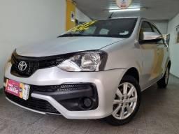 Título do anúncio: Toyota Etios X Plus Sedan 1.5 Flex
