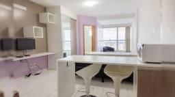 Título do anúncio: Studio com 1 dormitório para alugar, 25 m² por R$ 1.200,00/mês - Centro - Curitiba/PR