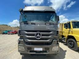 Mercedes-Benz Actros 2546 LS 2011; MontK caminhões anuncia