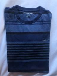 Título do anúncio: Camisa Calvin Clain Jeans (original)