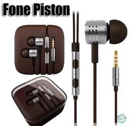 Fone De Ouvido Piston intra auricular