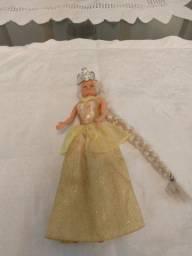 Boneca da barbie rapunzel