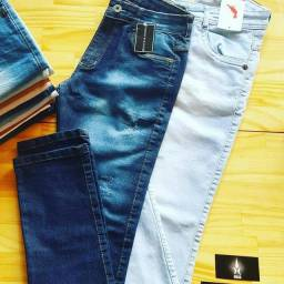 Calça Jeans Masculina | Slim | Skinny | Roupa Masculina | Primeira Linha