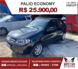Palio economy 1.0 2012 completo !!