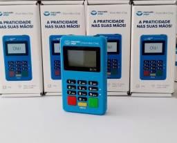 Título do anúncio: point mini chip d175 chip 3g wifi e nfc maquina cartao mercado pago