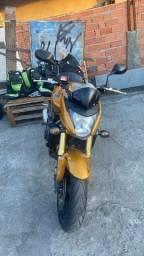 Título do anúncio: hornet 2009 moto nova