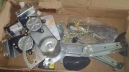 Kit máquina de vidro elétrico celta 4p dianteira