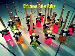 Lote de Difusores Peter Paiva