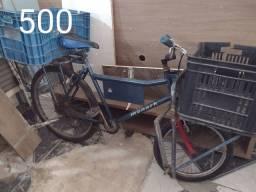 Bicicleta pra fazer entregas monark