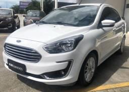 Título do anúncio: ka titanium 1.5 aut. 2019 c/garantia de fábrica