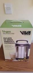 Título do anúncio: Vegan Milk Machine Viva Smart Nutrition 127v sem uso<br><br>