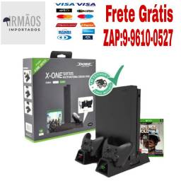 Suporte Vertical Multifuncional para Xbox One / Xbox One S / Xbox One X