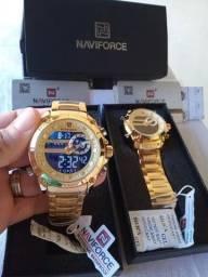 Título do anúncio: Relógio Masculino 9163 NAVIFORCE