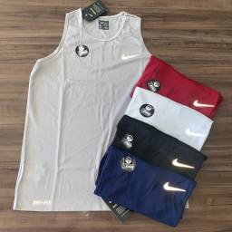Título do anúncio: Camiseta e bermuda Dry-fit