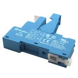 Base Relê Industrial - 9505spa 8 Pinos Finder