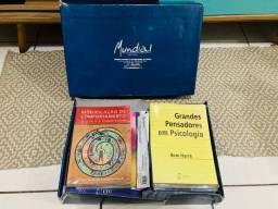 Título do anúncio: Livros novos e lacrados de Psicologia - Mundial Editora