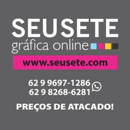Cartões e Panfletos! Melhor preço e Qualidade de Goiás!