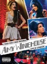 DVD Amy Wynehouse Ao Vivo