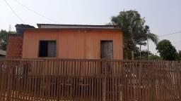 Vendo casa no bairro da paz