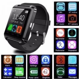 Smartwatch Relógio Inteligente U8 Bluetooth novo garantia