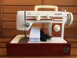 Máquina de costura Elgin Zig Zag