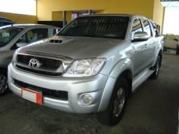 Hilux SRV 3.0 4x4 Diesel Aut. - 2010